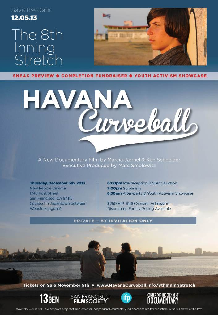 The 8th Inning Stretch | Havana Curveball Completion Fundraiser